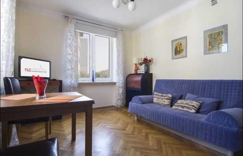 P&O Apartments Elektoralna - Room - 11