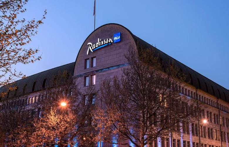 Radisson Blu Hotel Bremen - Hotel - 0
