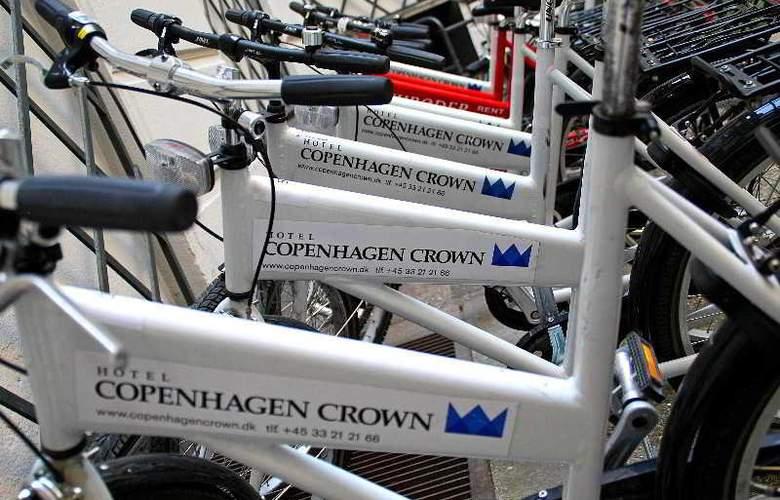 Copenhagen Crown - Hotel - 8