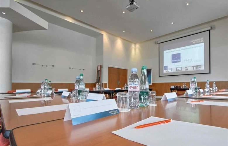 Novotel Paris 13 Porte d'Italie - Conference - 72
