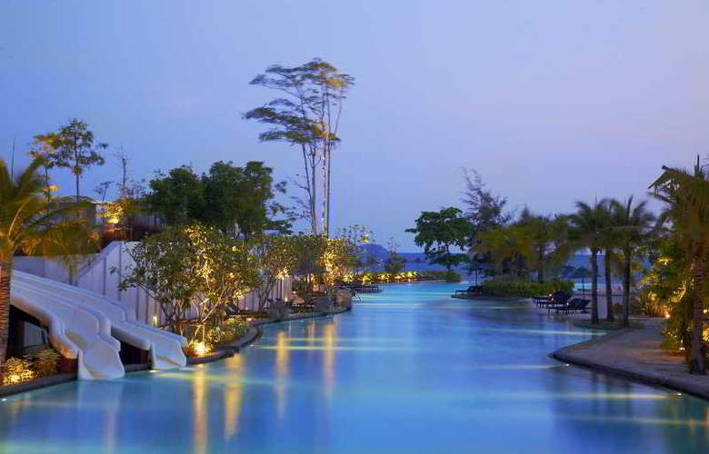 Rayong Marriott Resort & Spa - Pool - 23