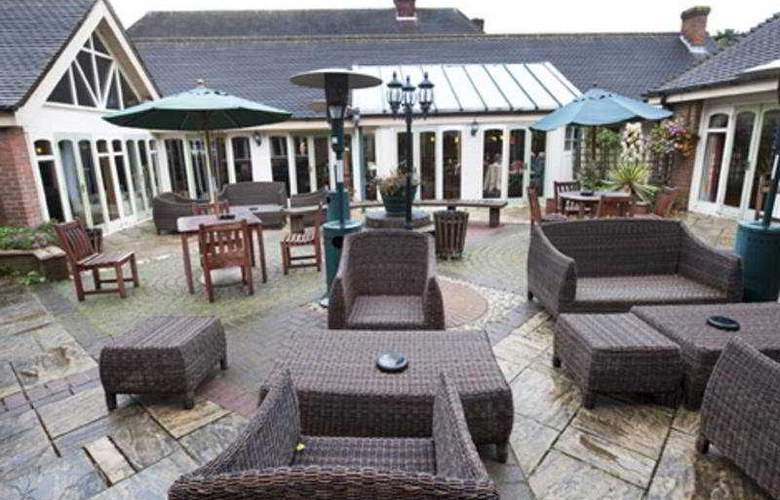 St Leonards Hotel - Terrace - 5