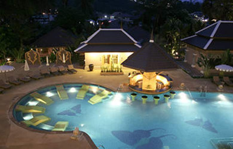 Print Kamala Resort - Pool - 8