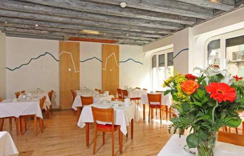 Bernina Swiss Quality - Restaurant - 19