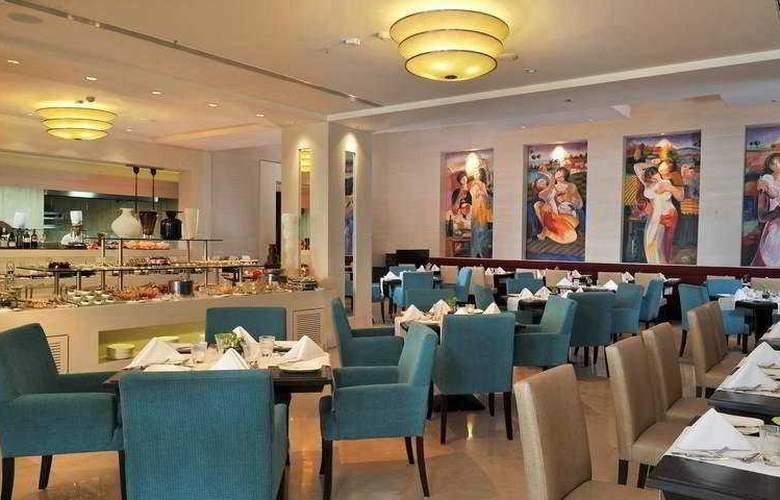 Optus Sarovar Premier - Restaurant - 8