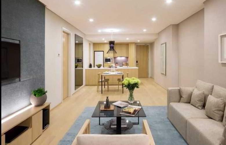 Fraser Residence Kuala Lumpur - Room - 0