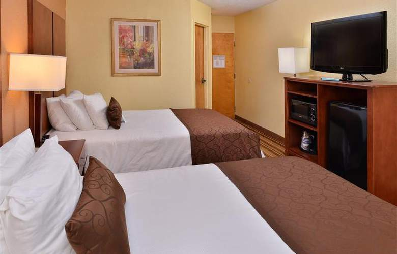 Best Western Plus Richmond Airport Hotel - Room - 97