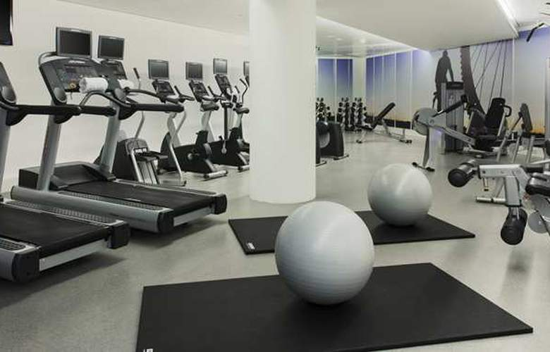 DoubleTree by Hilton Amsterdam Centraal Station - Sport - 6