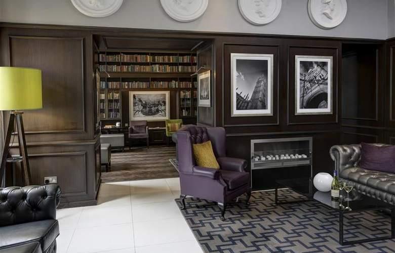 Best Western Mornington Hotel London Hyde Park - General - 67