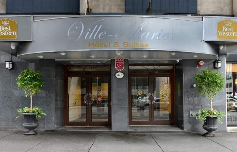 Best Western Ville-Marie Hotel & Suites - Hotel - 9