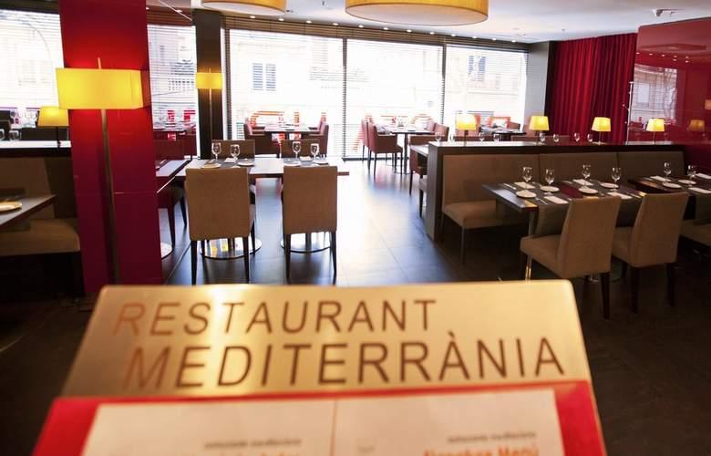 Zenit Barcelona - Restaurant - 5
