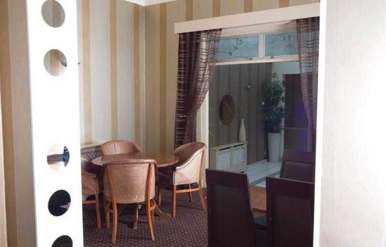 Best Western Cumberland - Hotel - 185