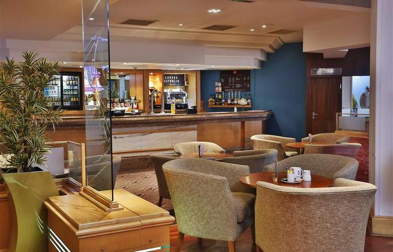 Best Western Stoke-On-Trent Moat House - Bar - 95