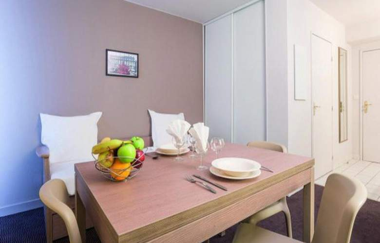 Appart City Marseille Euromed - Room - 13