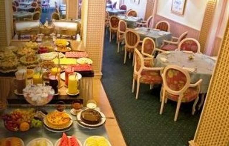 Lancaster Hotel & Business - Restaurant - 10