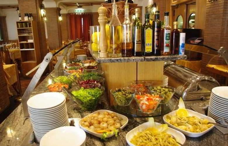 Alliance Hotel Bologna - Restaurant - 9