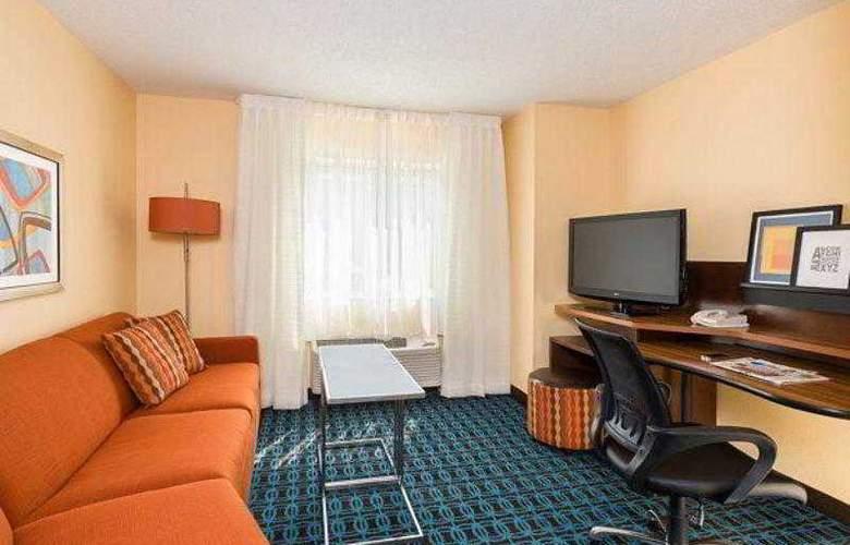 Fairfield Inn Houston Westchase - Hotel - 9