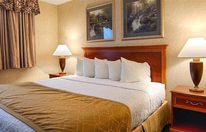 Best Western Plus East Towne Suites - Room - 34