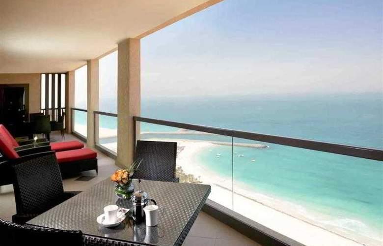 Sofitel Dubai Jumeirah Beach - Room - 27