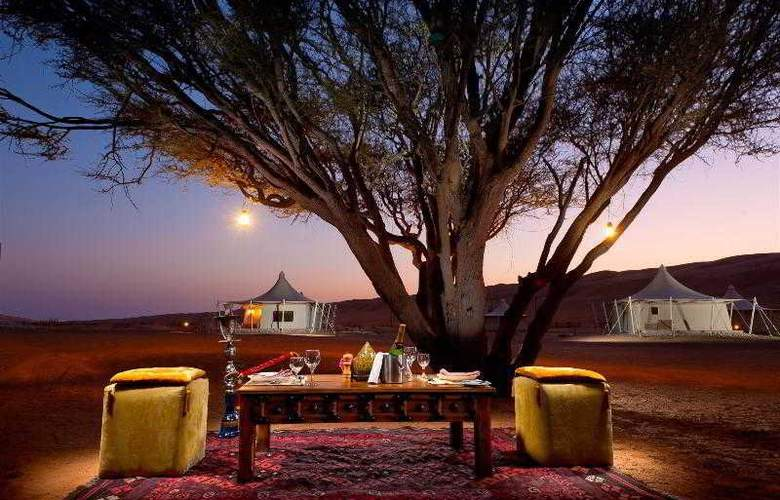 Desert Nights Camp - Restaurant - 8