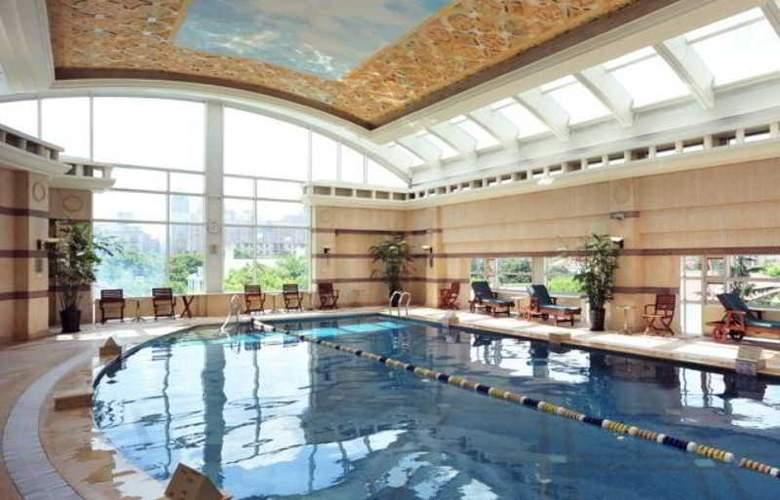 Radisson Blu Plaza Xing Guo Hotel Shanghai - Pool - 8