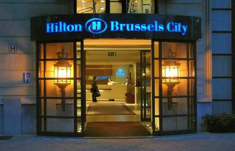 Hilton Brussels City - General - 2