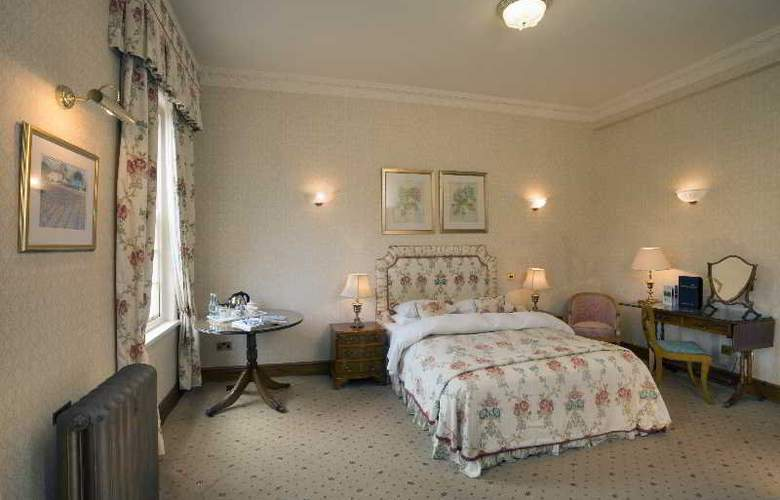 Nunsmere Hall Hotel - Room - 1