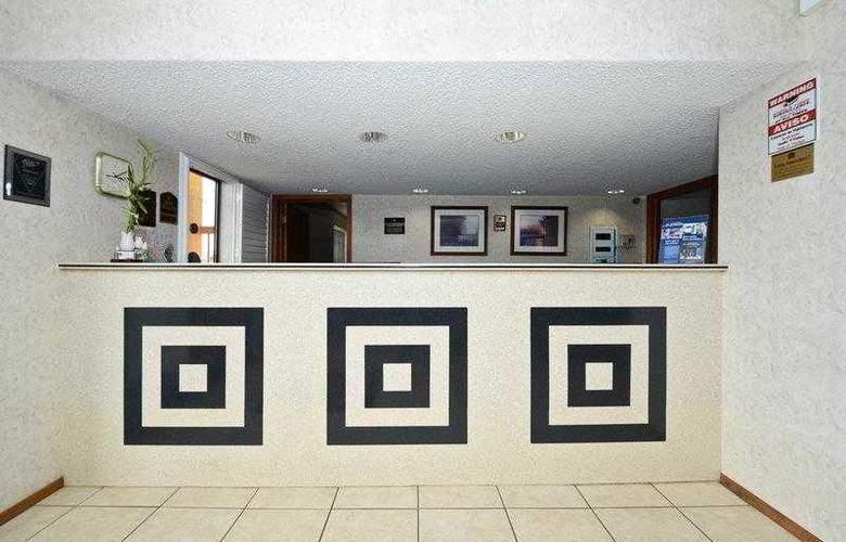 Best Western Sunland Park Inn - Hotel - 3
