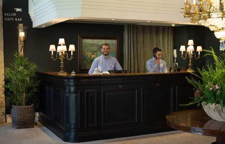 Hotel Spa Relais & Châteaux A Quinta da Auga - Hotel - 14