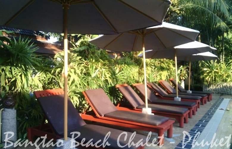 Bangtao Beach Chalet Phuket - Pool - 8