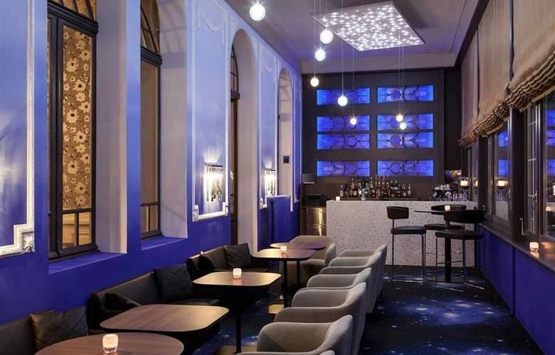 Royal St Georges Interlaken - MGallery by Sofitel - Bar - 100