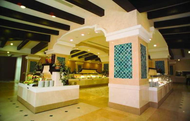 Horus Paradise Luxury Resort - Restaurant - 19