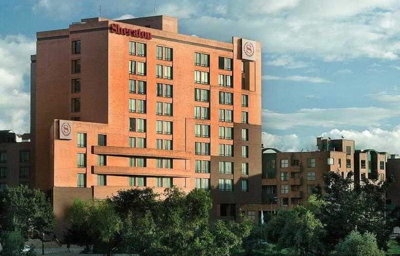 Sheraton Bogotá - Hotel - 23
