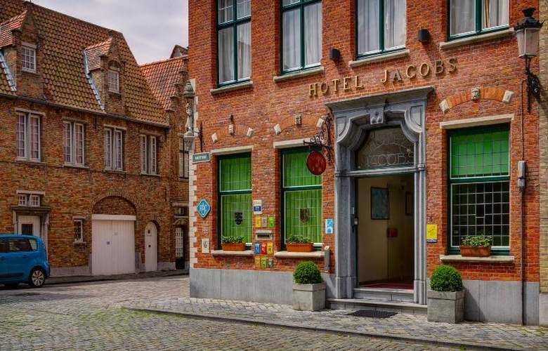 Jacobs Hotel Brugge - Hotel - 3