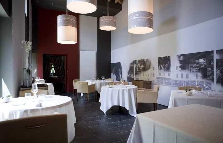 Ivan Vautier Hotel Restaurant Spa - Restaurant - 10