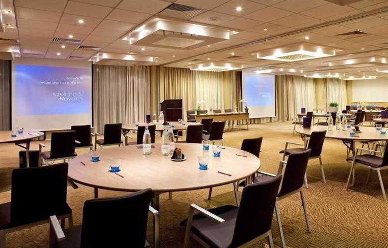 Novotel Sheffield Centre - Hotel - 6