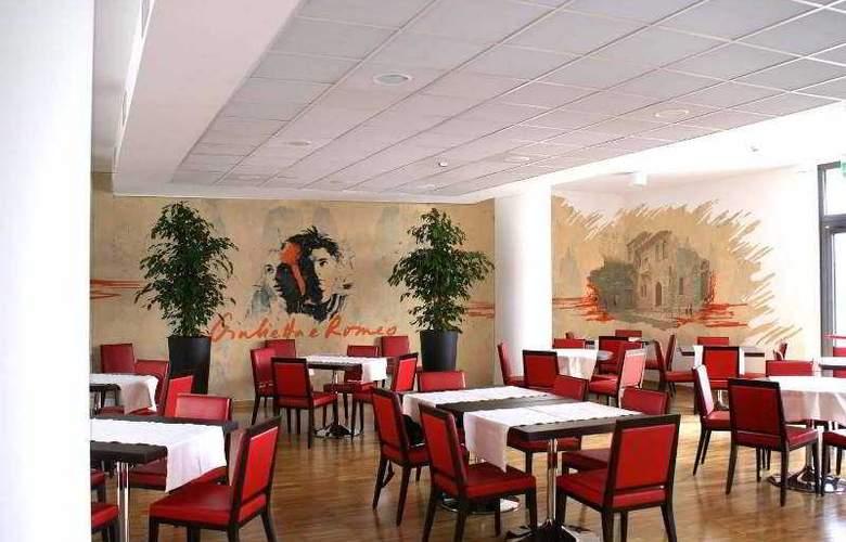 AirportHotel Verona Congress and Relax - Restaurant - 10