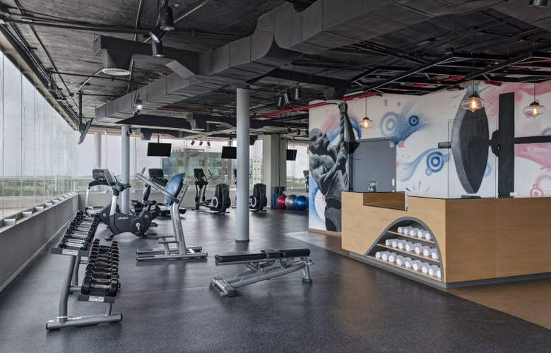 Four Points by Sheraton Cancun Centro - Sport - 8