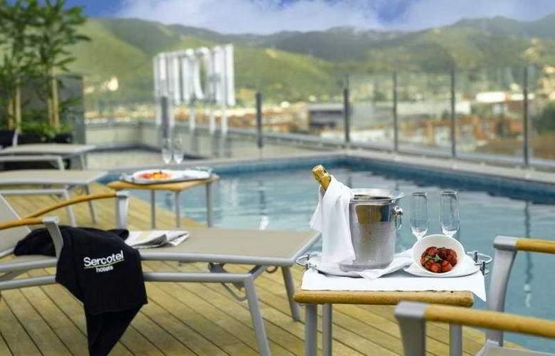 Sercotel Ciutat de Montcada - Pool - 3