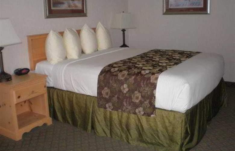 Best Western Woodburn - Hotel - 35
