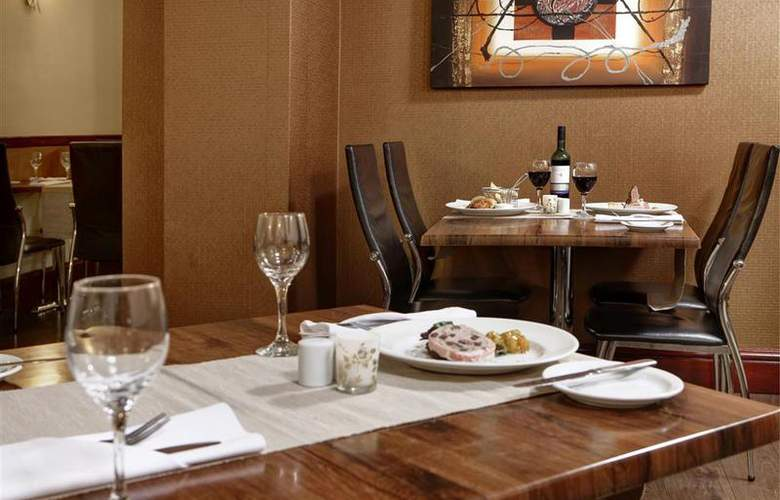 Best Western Hotel St Pierre - Restaurant - 53
