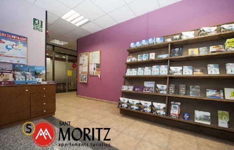 Apartamentos Sant Moritz - General - 17