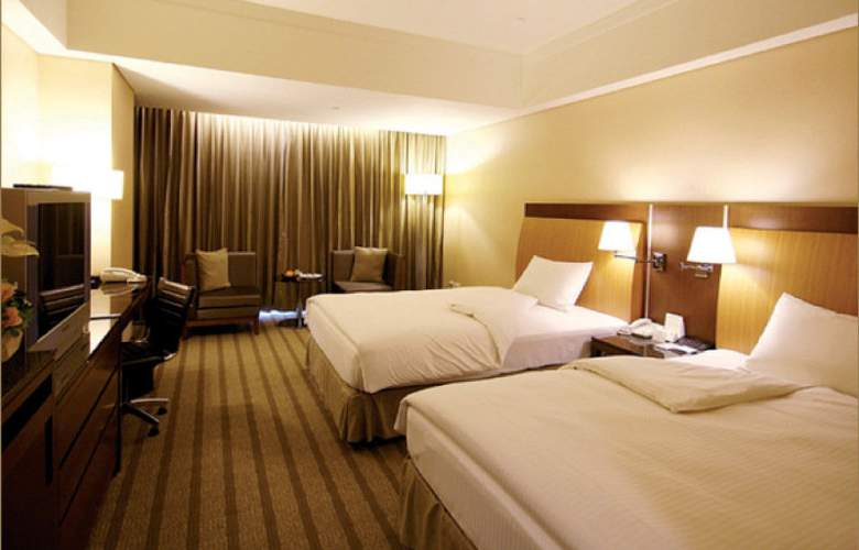 Evergreen Plaza Tainan - Room - 2
