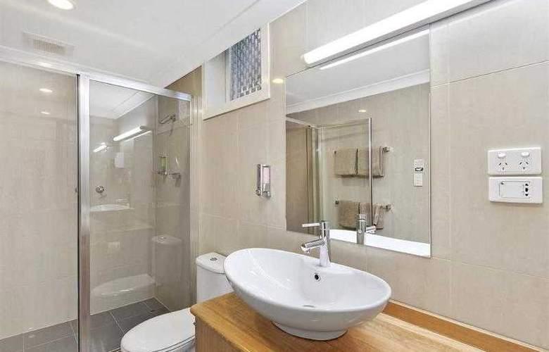 Best Western Melbourne's Princes Park Motor Inn - Hotel - 30