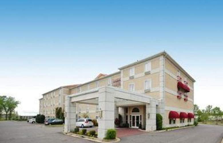 Comfort Suites Memphis - General - 2