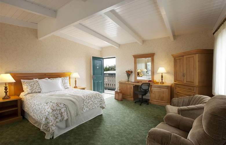 Best Western Plus Encina Lodge & Suites - Room - 26