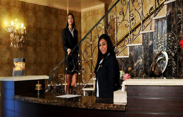 Queens Suite Hotel - General - 8