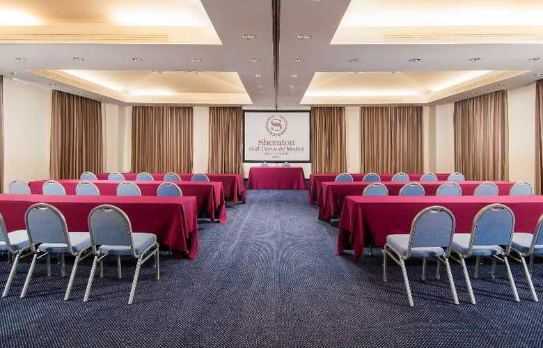 Sheraton Golf Parco De Medici Hotel & Resort - Conference - 23