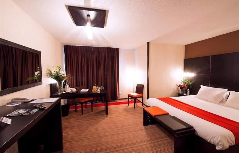 Best Western Marseille Bonneveine Prado - Room - 21