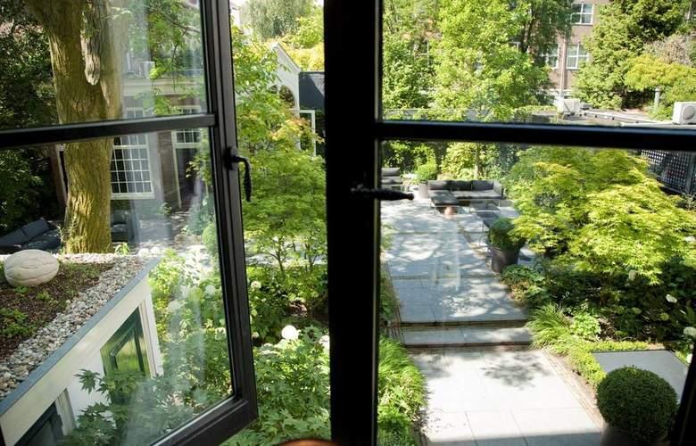 Canal House - Terrace - 17